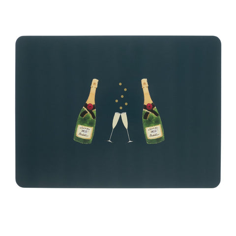 Sophie Allport Bubbles & Fizz Set of 4 Placemats