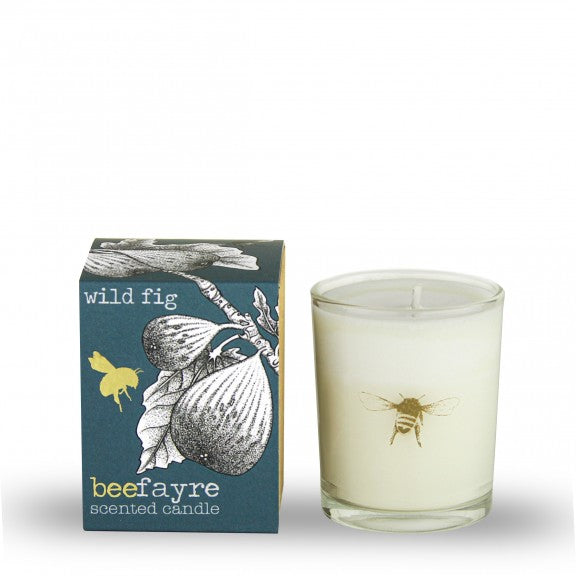 Bee Wild Fig Votive Candle