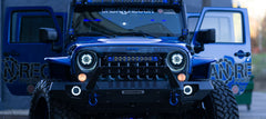 Jeep Wrangler Headlight / Fog light combos!