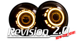 Revision 2.0 Headlight / Fog Light Bundle