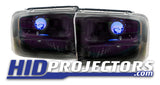 2005-2007 Ford F250 F350 Super Duty Excursion Projector Retrofit