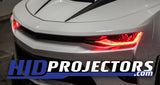 2016+ Chevy Camaro SS Headlight Customization