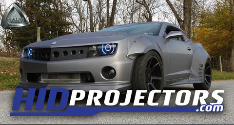 09-15 Chevy Camaro RS/SS Halo & Angel Eye Customization