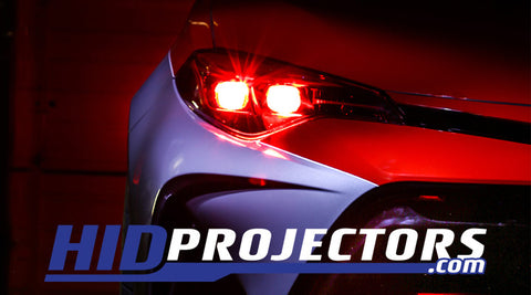 2016+ Toyota Corolla Headlight Customization