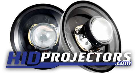 "7"" Build It Yourself Headlight Kit"