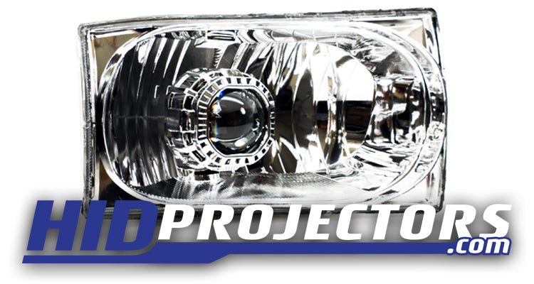 2000- 2004 Ford Excursion F250 F350  Projector Retrofit