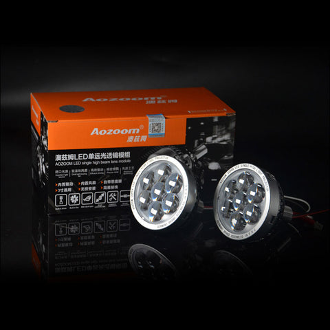 LED POD DRL // HIGHBEAM DIY KIT