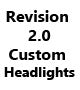 "Builder 7"" ReVision 2.0 Custom Pair"