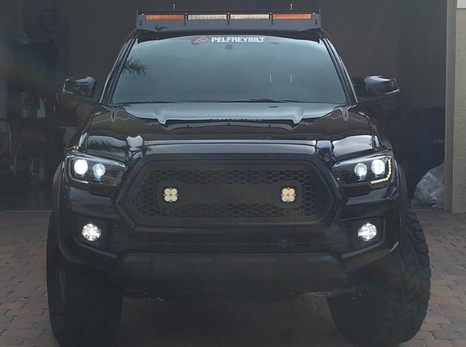 2016+ Toyota Tacoma QUAD Headlight customization
