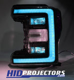 2017+ Ford Super Duty LED Headlight Customization Service (Mail In Your Lights)