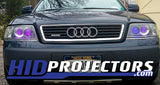 Audi C5 Retrofit (A6 and allroad) - Quad Retrofit