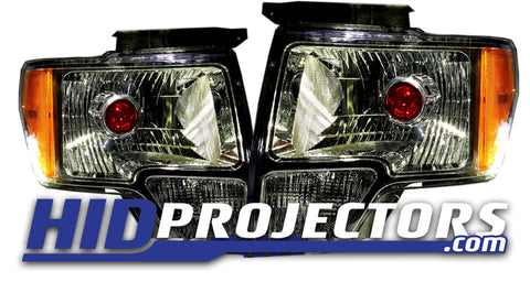 2009-2014 Ford F150 Gatling Projector Retrofit