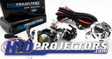 FOG LIGHT BI-XENON PROJECTORS ULTIMATE DIY KIT