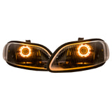 Freightliner M2 Headlights With Monster Shrouds