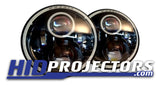 JW Speaker 8700 Evo 2 with Halos and Angel Eyes