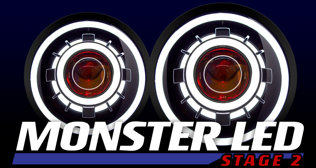MONSTER Stage 2