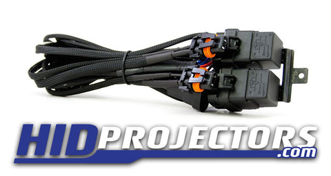 Low Beam /  Fog Light XENON Wire Harness