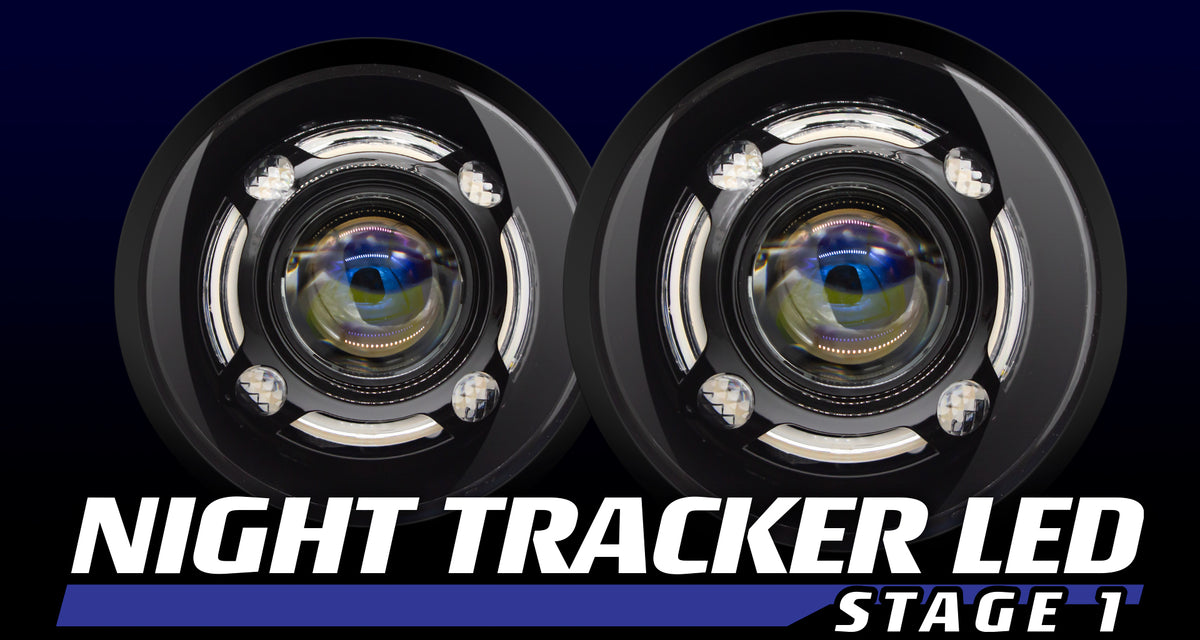 NightTracker Stage 1