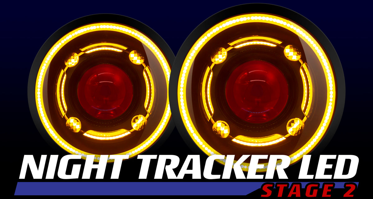 NightTracker Stage 2