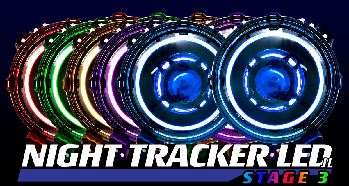 NightTracker Stage 3