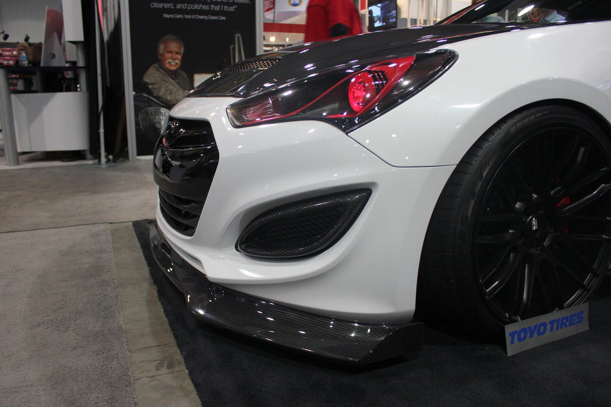 2013+ Hyundai Genesis Coupe Headlight Customization