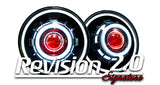 Revision 2.0 Signature Headlight / Fog Light Bundle