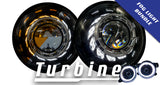 Turbine Headlight / Fog Light Bundle