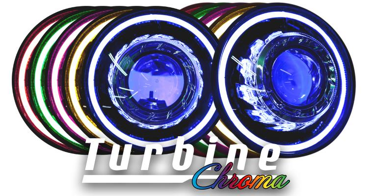 Turbine Chroma - Clearance