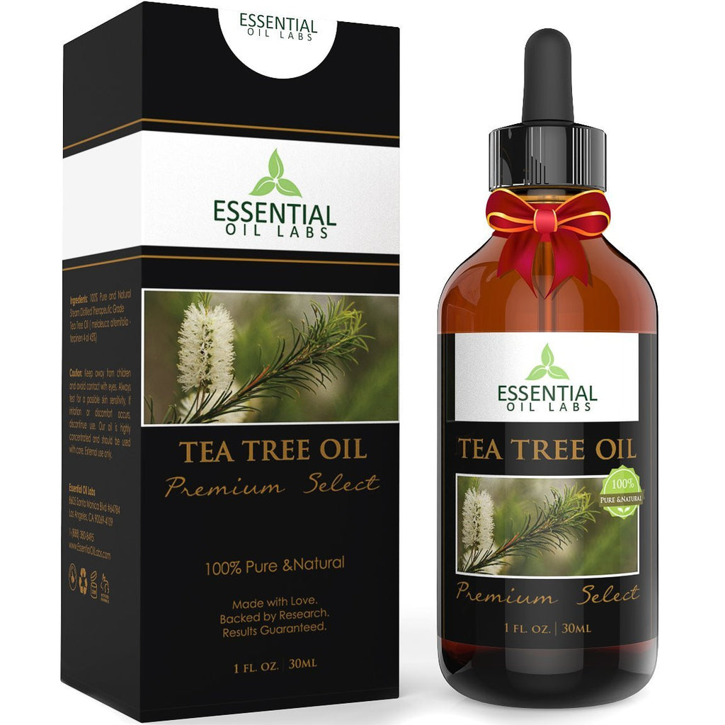 Tea Tree Essential Oil - 1 oz.