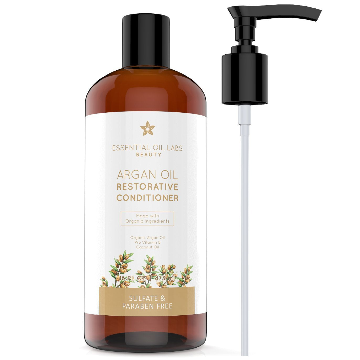 Restorative Moroccan Argan Oil Conditioner, 16 oz.