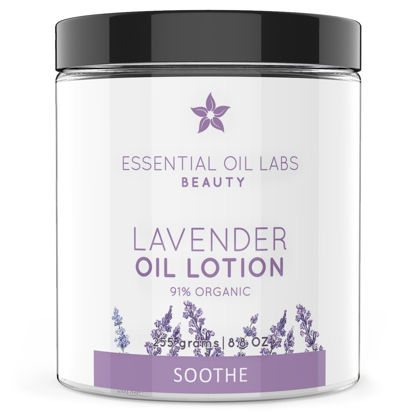 Lavender Oil Lotion, 8.8 oz.