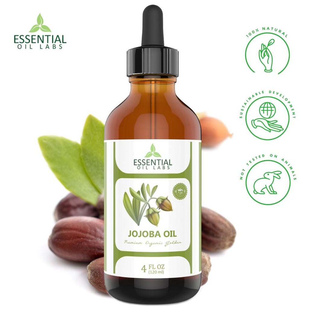 Jojoba Oil - 4 OZ.