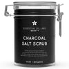 Charcoal Salt Scrub, 10 oz.