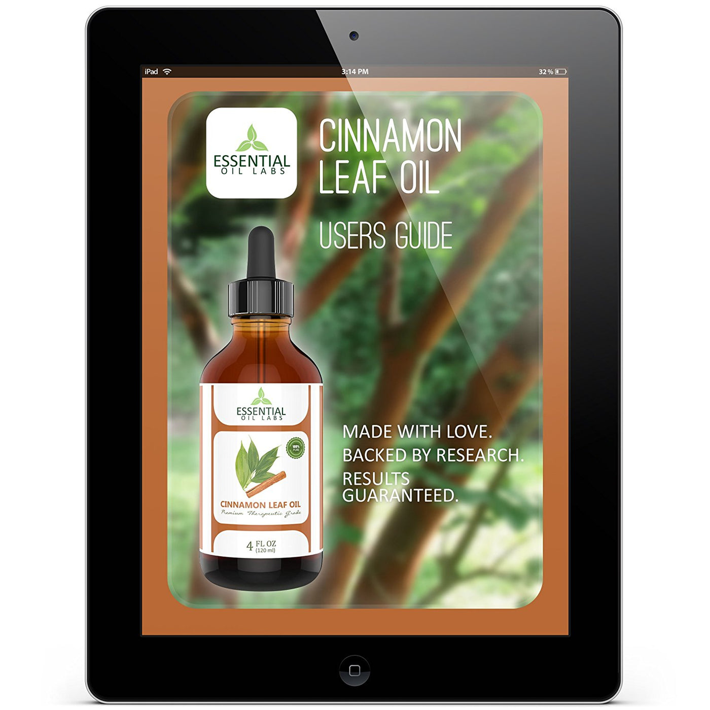 Cinnamon Essential Oil - 4 oz.