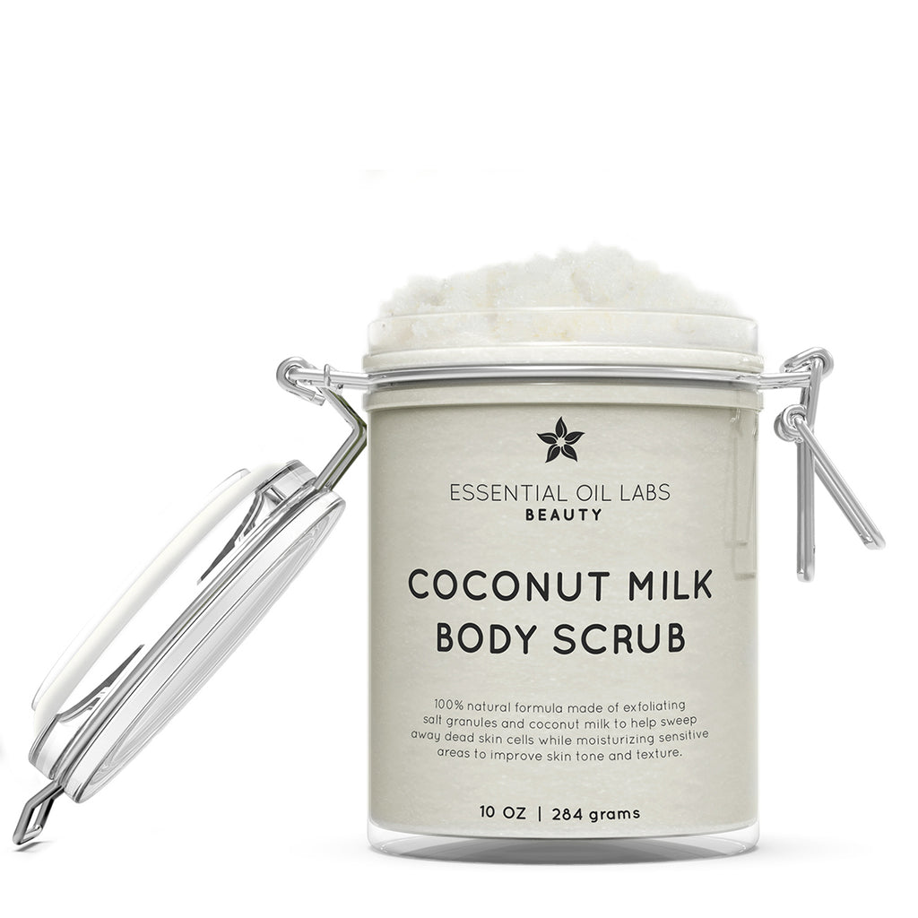 Coconut Milk Scrub, 10 oz.