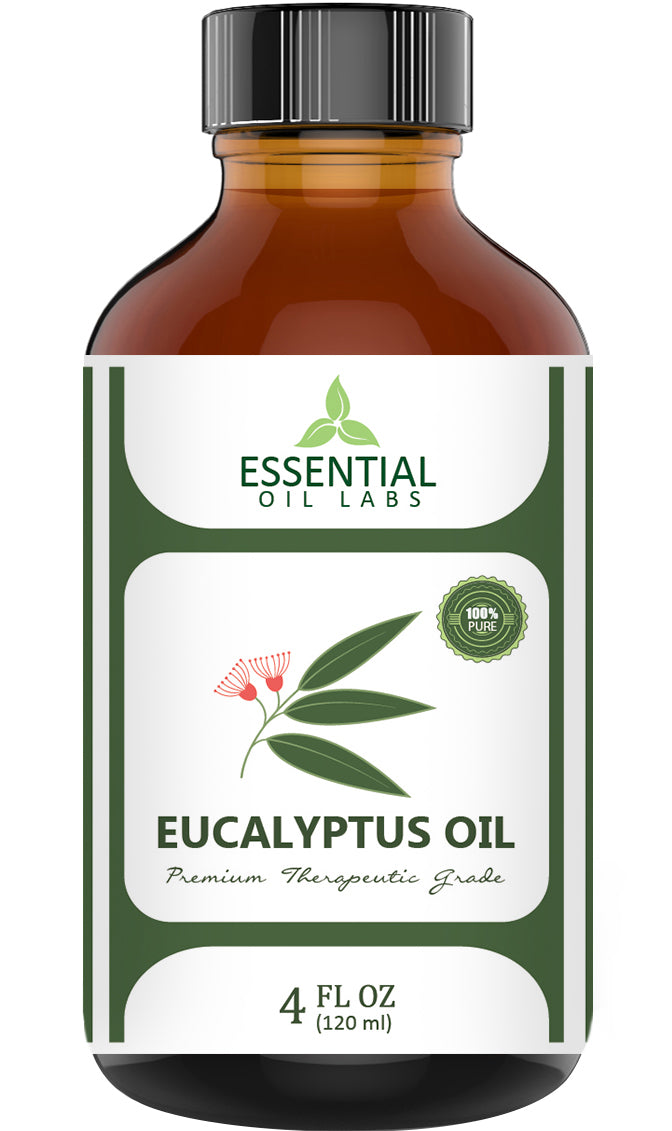 Eucalyptus Essential Oil - 4 oz.