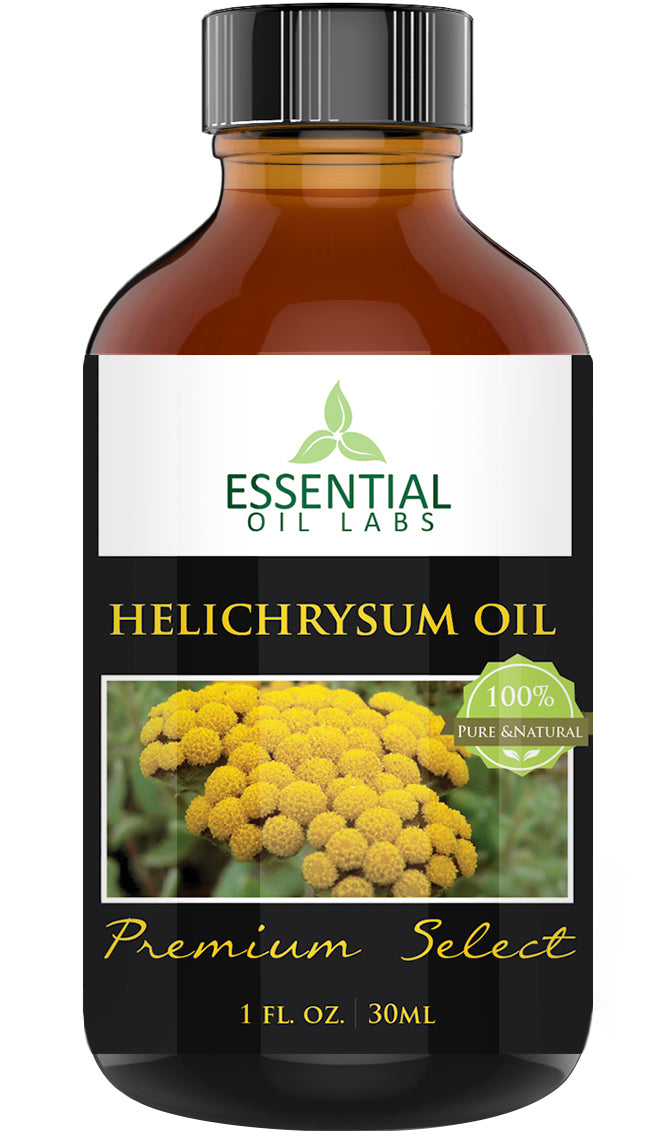Helichrysum Essential Oil - 1 oz.