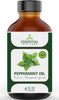 Peppermint Essential Oil - 4 OZ.