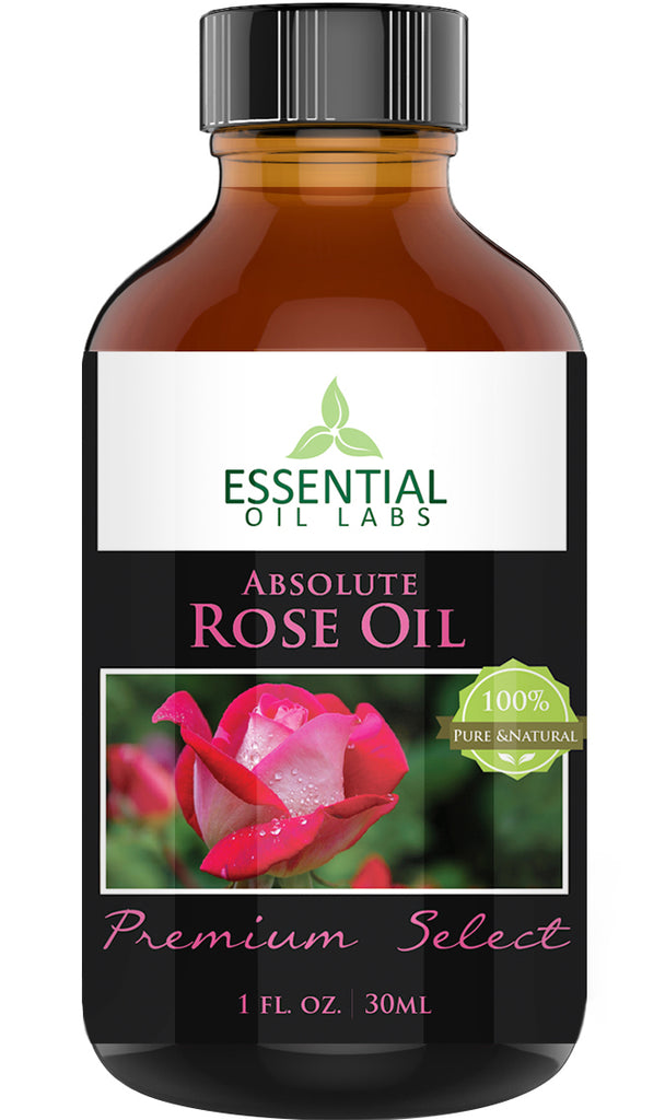 Rose Oil Absolute - 1 oz.