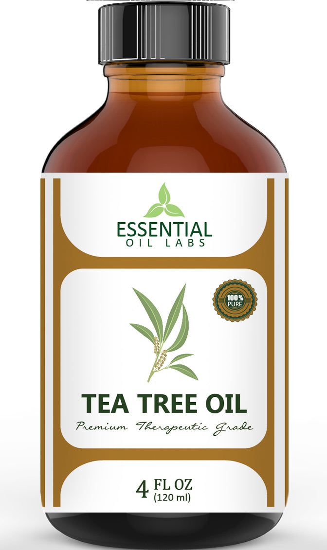 Tea Tree Essential Oil - 4 OZ.