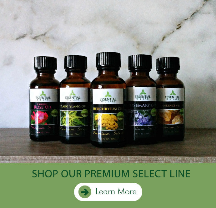 Shop Essential Oil Lab's Premium Select Line