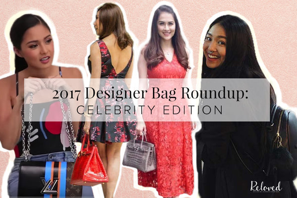 2017 Designer Bag Roundup: Celebrity Edition
