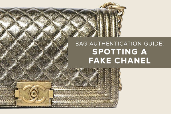 fb2ab226821a Bag Authentication Guide  Spotting a Fake Chanel – Reloved