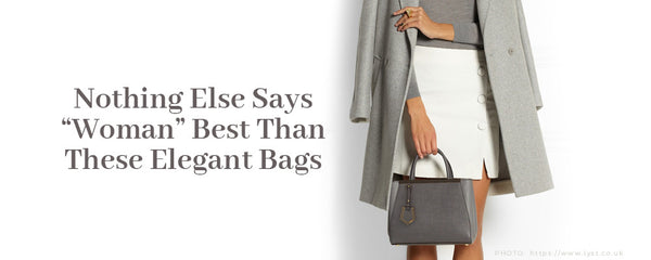 Complete Your Day-To-Night Outfits With These Bags!