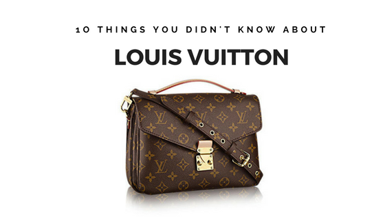 23c6d73542cc 10 Things You Didn t Know About Louis Vuitton – Reloved