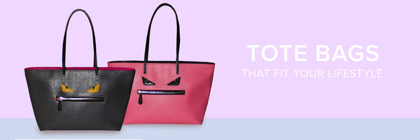 Why a tote would be the perfect everyday bag