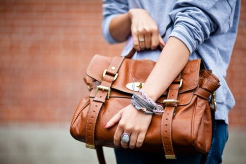 4 Tips to Prolong Your Leather Bag's Life