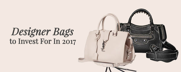 Designer Bags to Invest in for Summer 2017