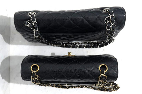 Bag Authentication Guide Spotting A Fake Chanel Reloved