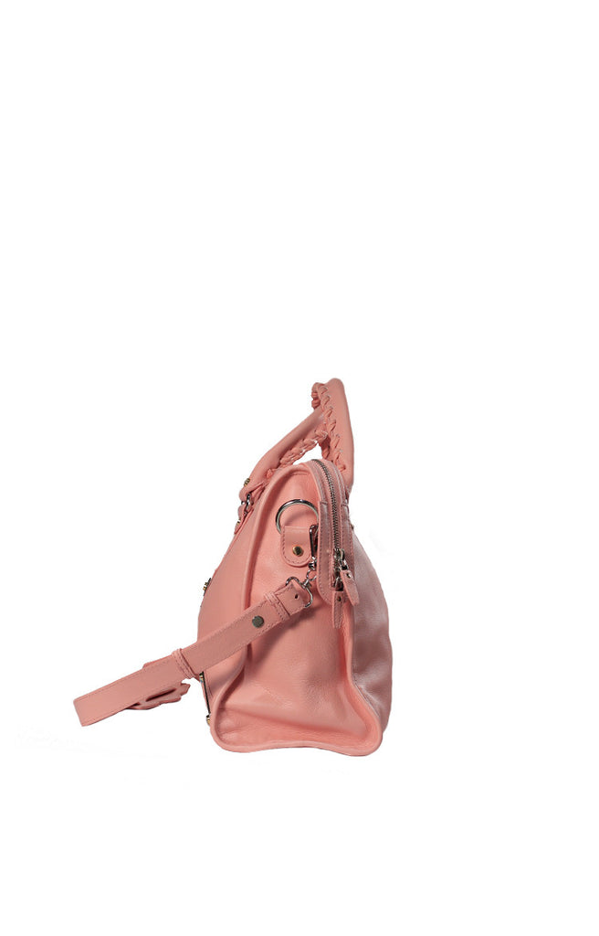 Balenciaga City Edge Rose